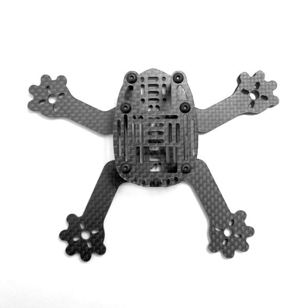 frog micro racing quadcopter frame - Micro Quadcopter Frame