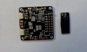 Flight controller and BEC