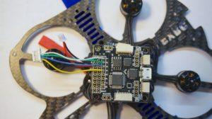 Solder ESC signal wires