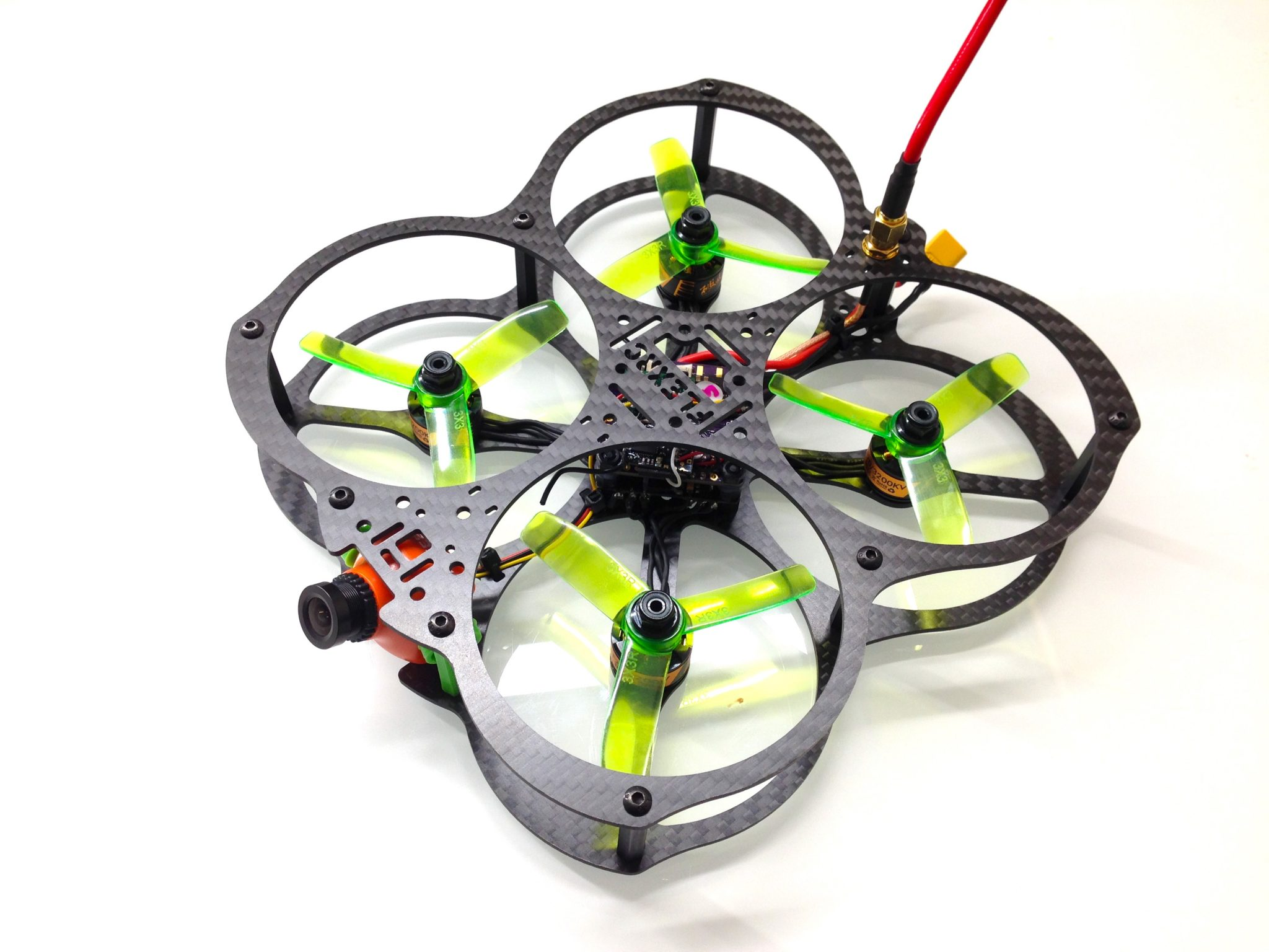 Owl - FPV Proximity Quadcopter - DIY Kit