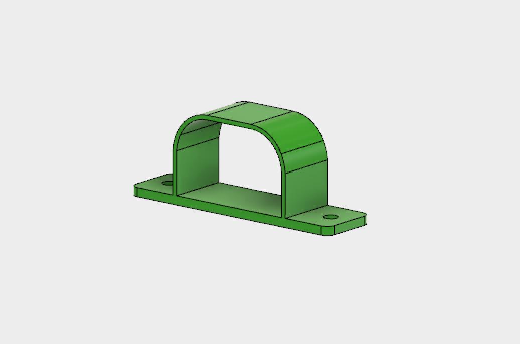 3S Battery mount