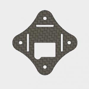 Owl - battery plate
