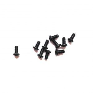 6mm m3 button head screw