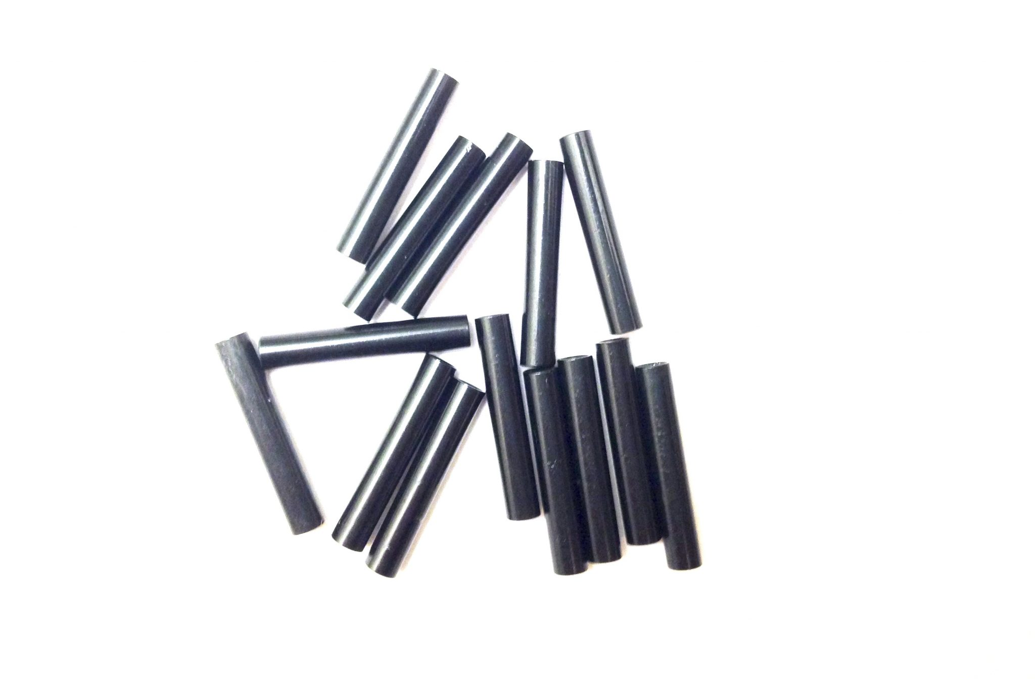10pcs of 20mm M2 Black Aluminum Standoffs Spacers