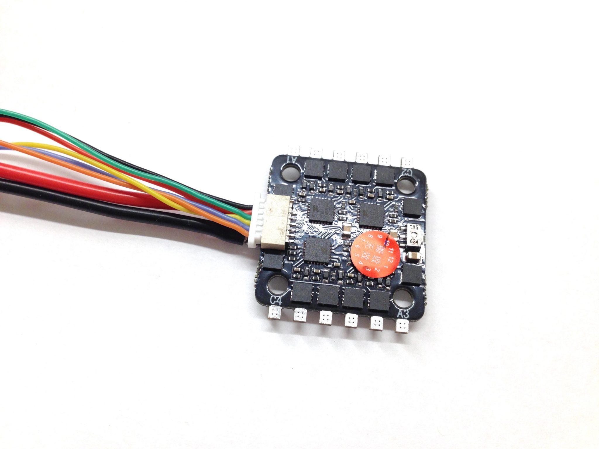 Sunrise Model Cicada BLHELI - S 4-in-1 10A Brushless ESC