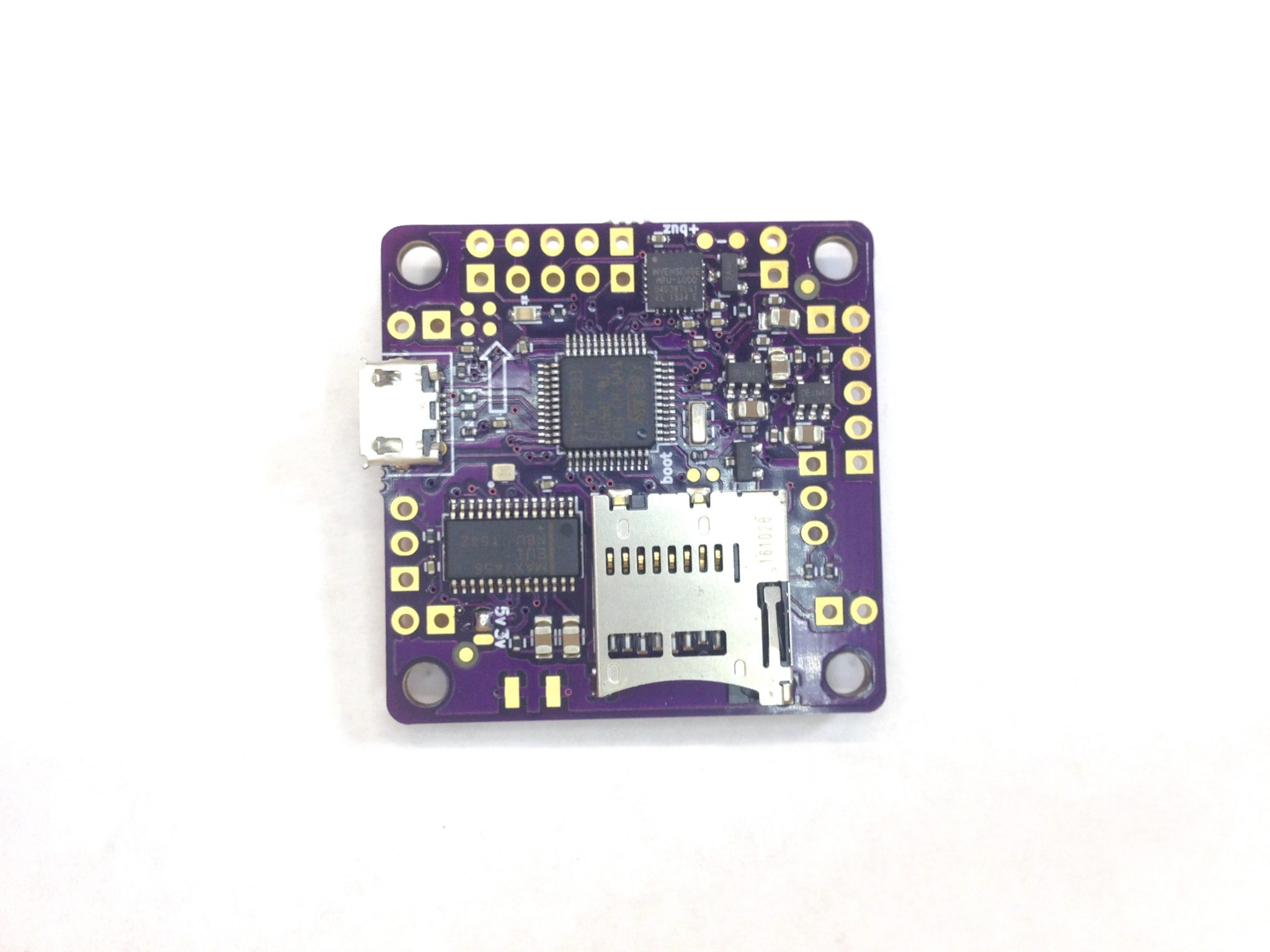 Sirinfpv V2 F3 Flight Controller With Vtx  Osd And