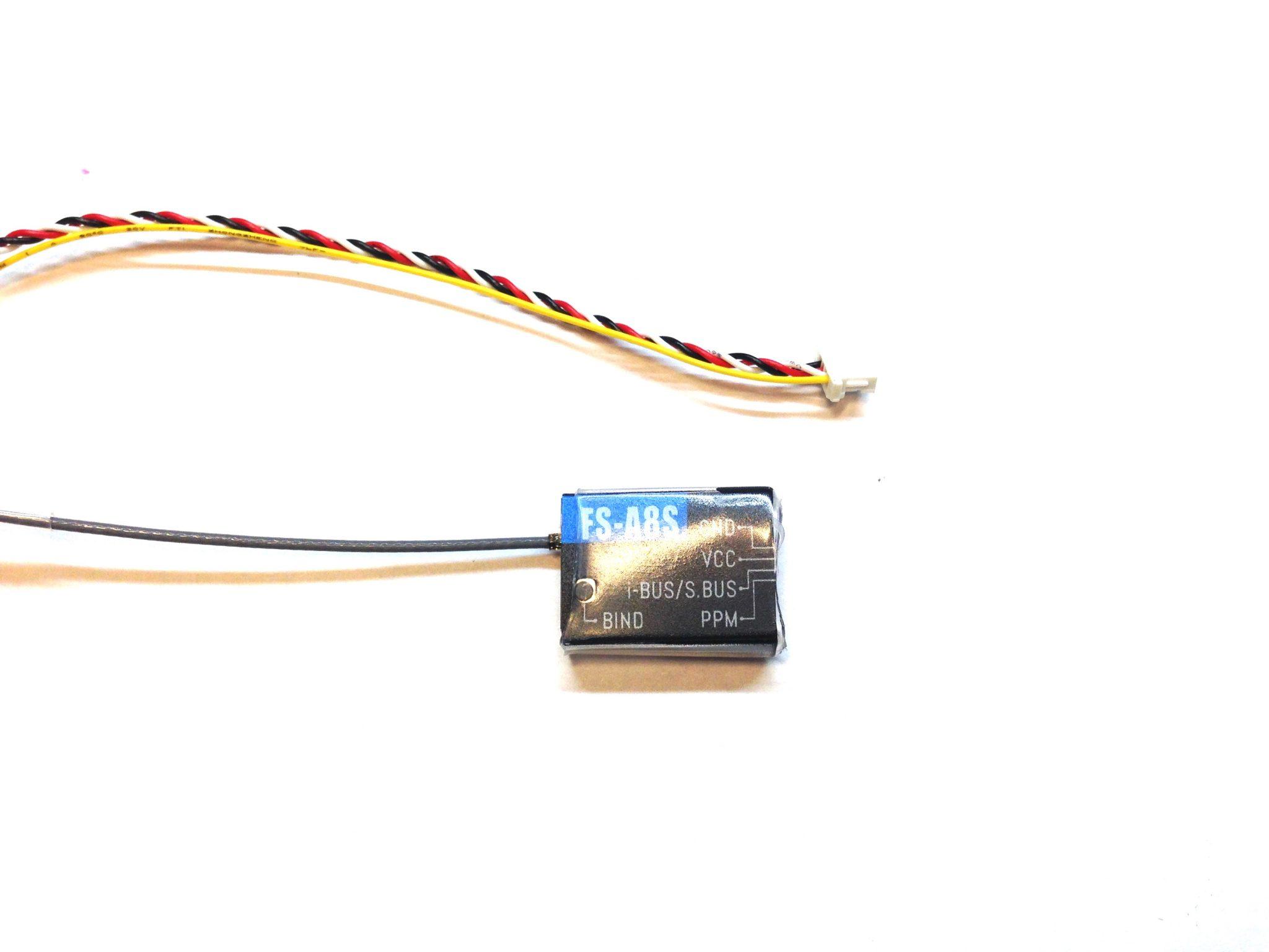 Flysky FS-A8S V2 8CH Mini Receiver