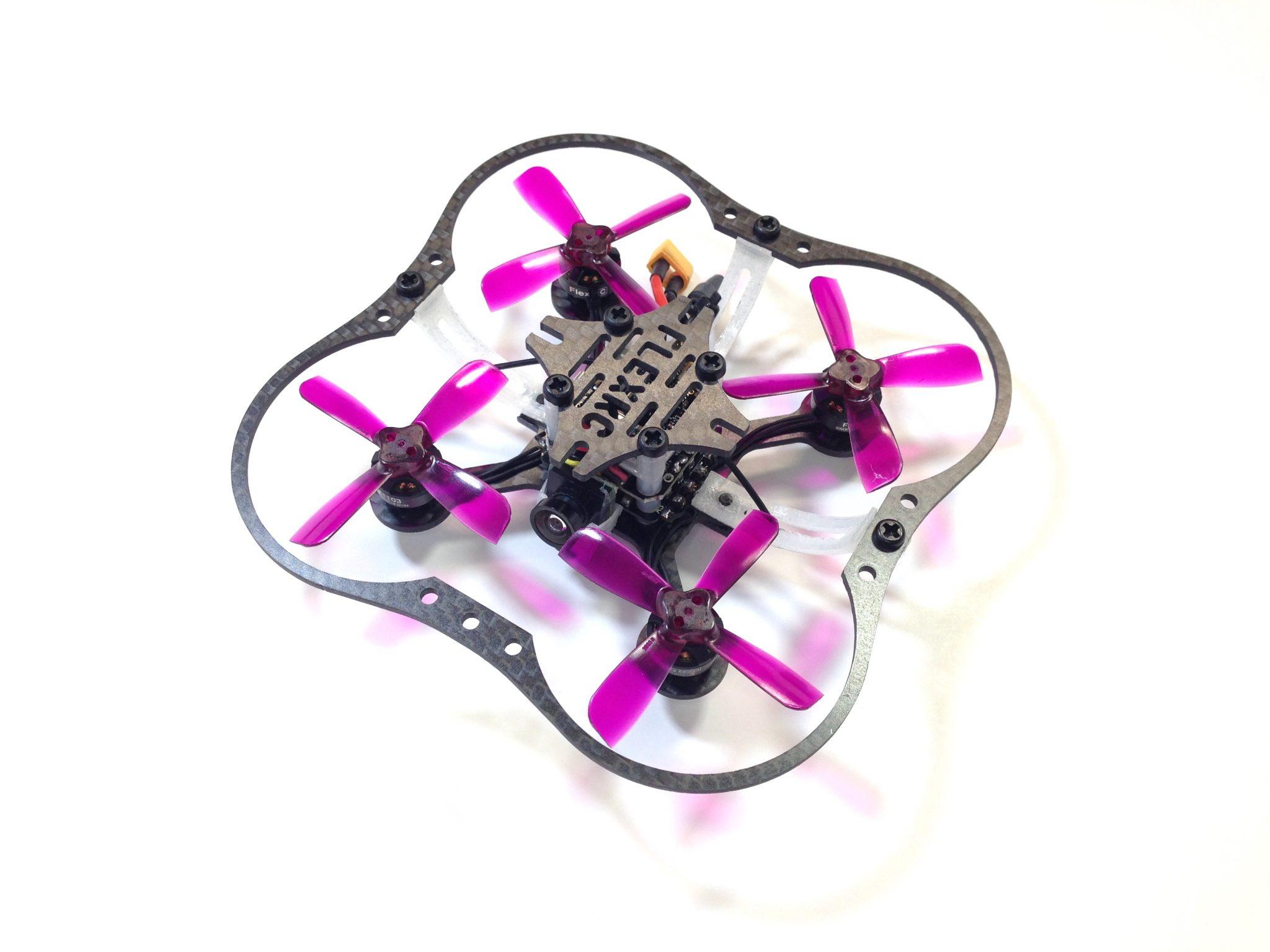 Pico X - FPV Racing Drone Frame