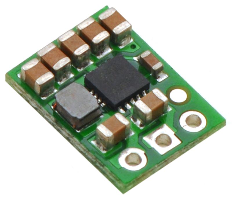 Pololu 5V Step-Up/Step-Down 1A Voltage Regulator S7V7F5