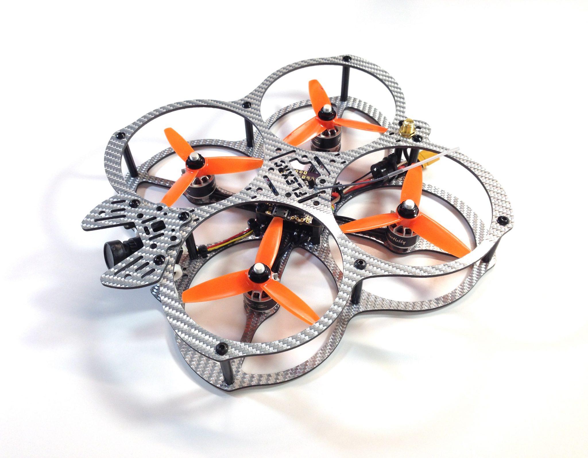 Owl Silver Bullet - DIY Kit - FPV Racing Proximity Drone