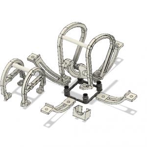 Pico X Nylon Accessories Kit