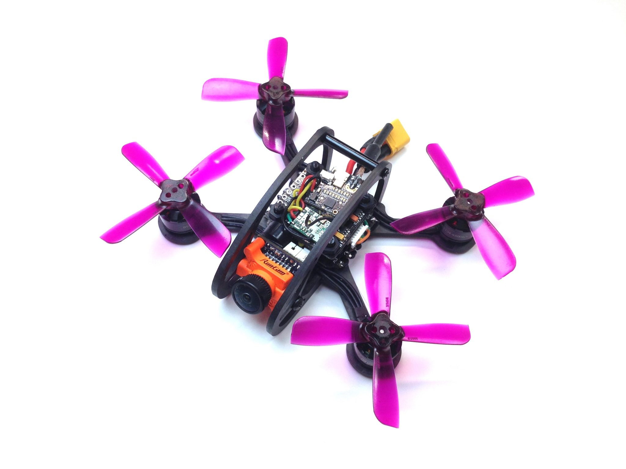 Ascent Extreme Bundle Micro Fpv Racing Drone Flex Rc