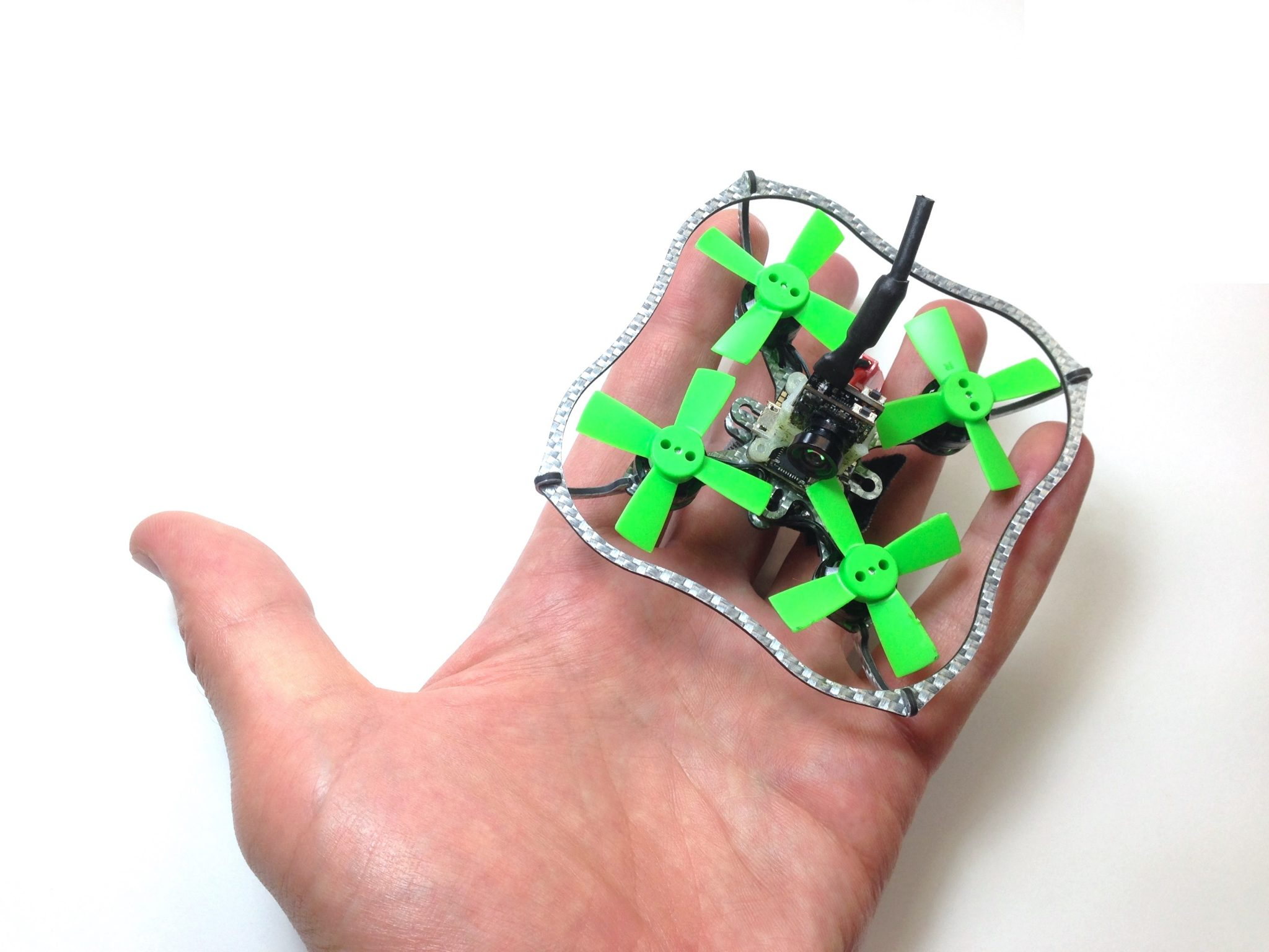 Nano X - Extreme Edition - DIY Kit - Micro FPV Racing Drone