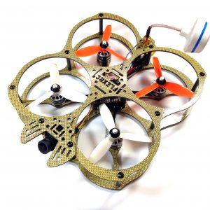 Owl FPV racing drone - golden eye 1