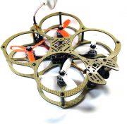 Owl FPV racing drone - golden eye 2