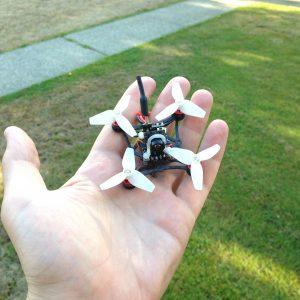 mira fpv racing drone