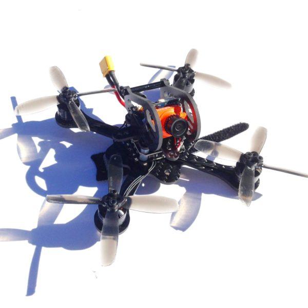 "FlexRC Lora 2.5"" FPV Racing Drone Frame 1"