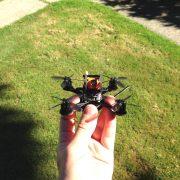 "FlexRC Lora 2.5"" FPV Racing Drone Frame 2"