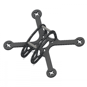 "FlexRC Ascent 2.5"" FPV Racing Drone Frame 2"