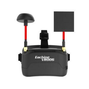 Eachine VR006 VR-006 3 Inch 500*300 Display 5.8G 40CH Mini FPV Goggles Build in 3.7V 500mAh Battery 1