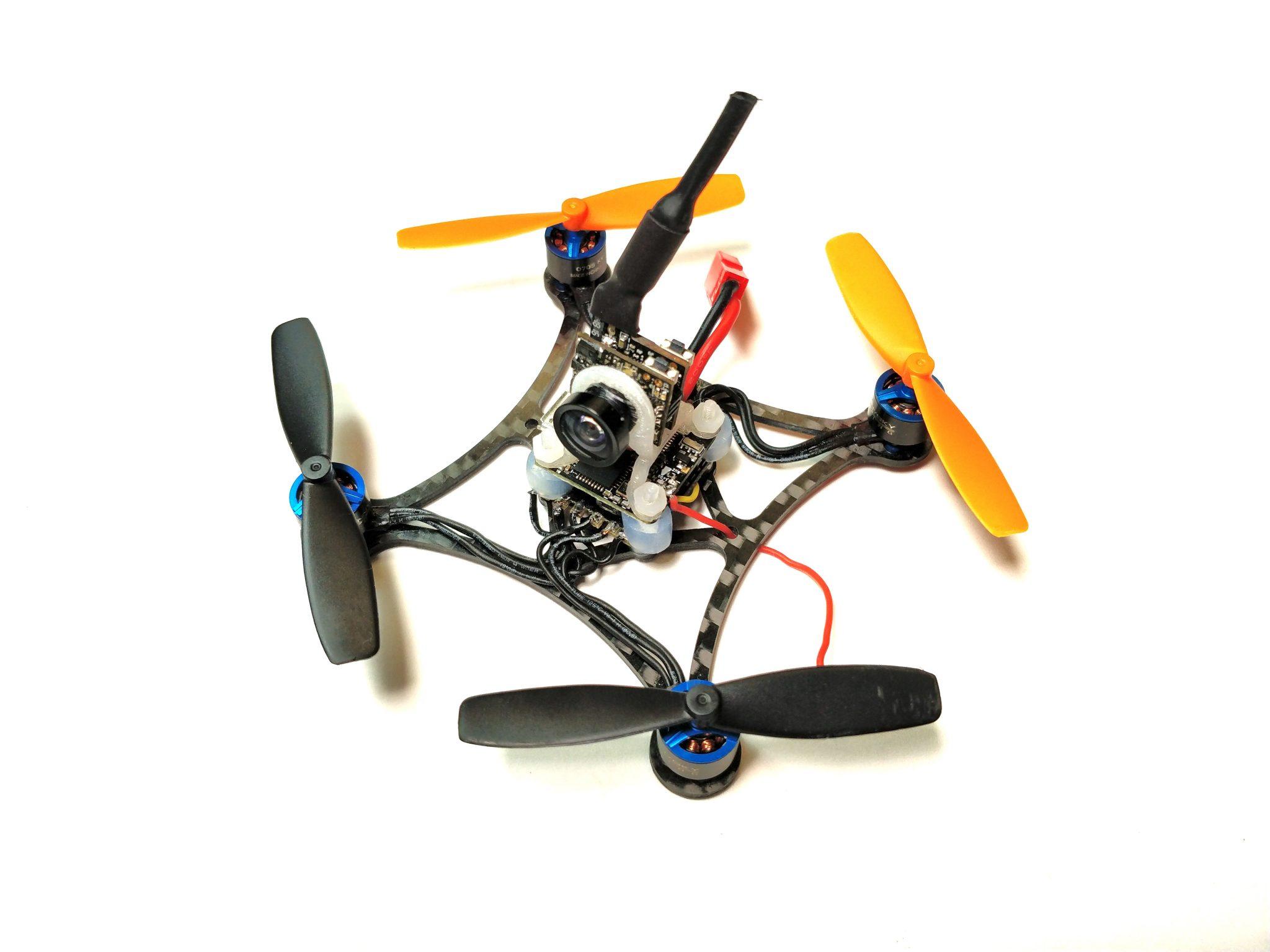 Mira 84mm - 1s Edition - DIY Kit - Micro FPV Racing Drone