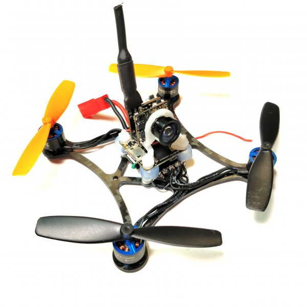 FlexRC Mira 84 - FPV Racing Drone Frame - 2