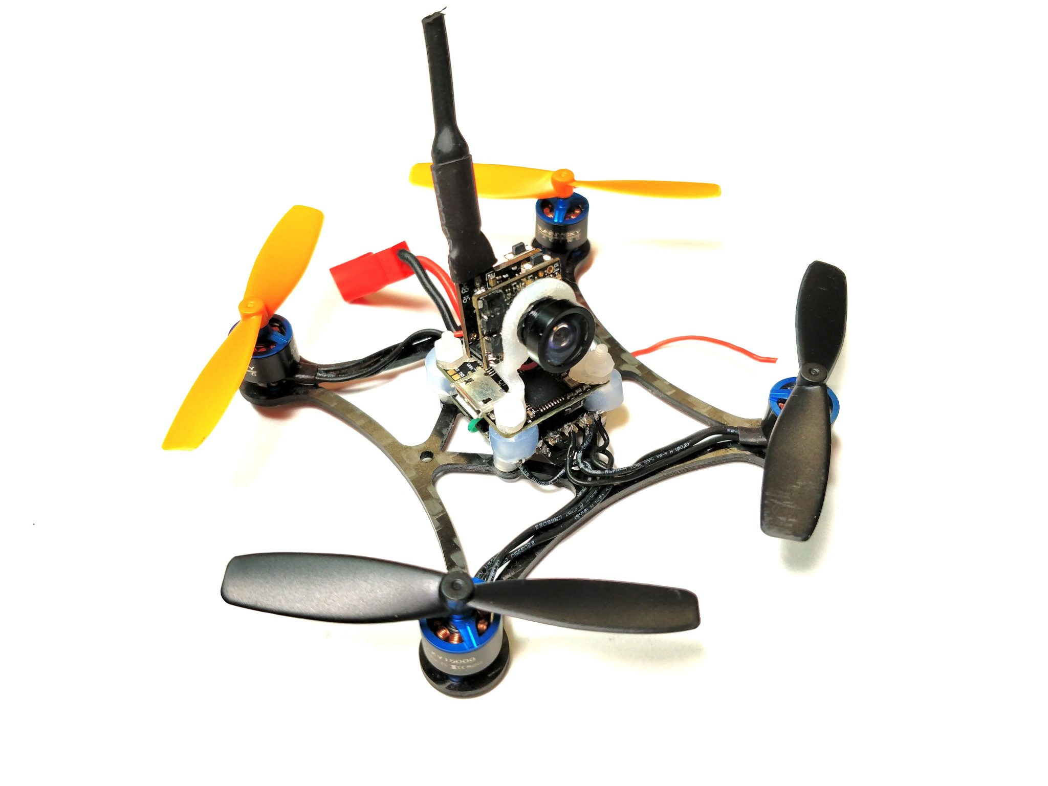 Mira - 84mm FPV Racing Drone Frame