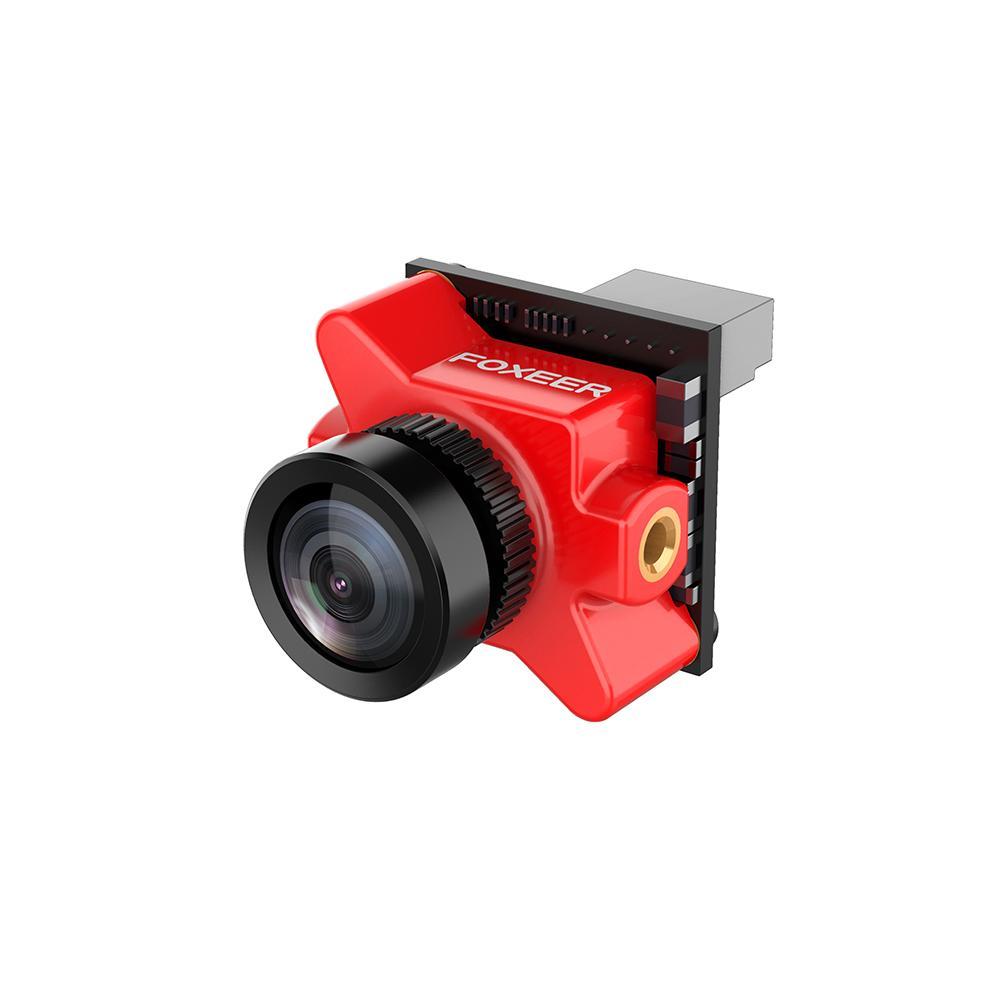 Foxeer Predator V3 Micro Camera FPV OSD 1000TVL Super WDR (Red)