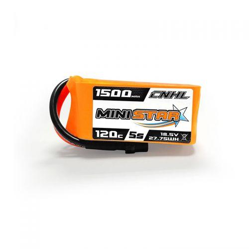CNHL Ministar 1500mah 5S 18.5V 120C Lipo Battery