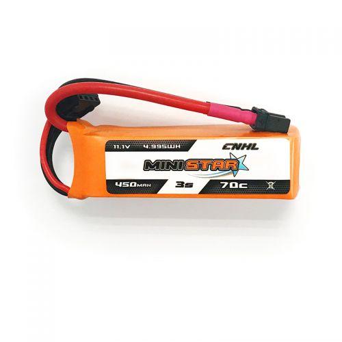 CNHL Ministar  450mah 11.1V 3S 70C Lipo Battery