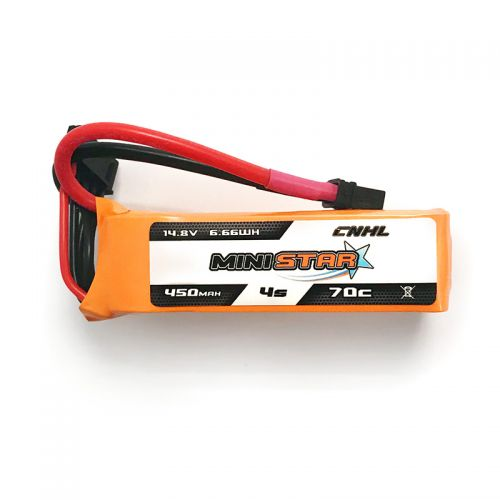 CNHL Ministar  450mah 14.8V 4S 70C Lipo Battery
