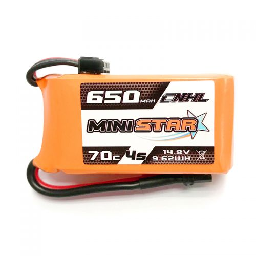 CNHL Ministar  650mah 14.8V 4S 70C Lipo Battery