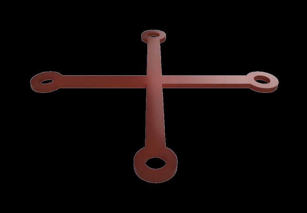 TPU X M3 30.5x30.5 strap