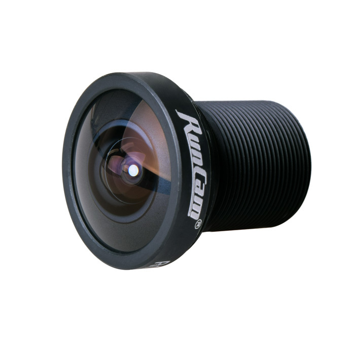 RunCam RC25G FPV Lens 2.5mm FOV140 Wide Angle for Swift Series, Eagle 4:3 Series, Split 1/2