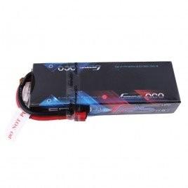 Gens ace 2s 5000mah lipo 7.4V 100C 2S1P HardCase Lipo Battery pack #21 Racing Series