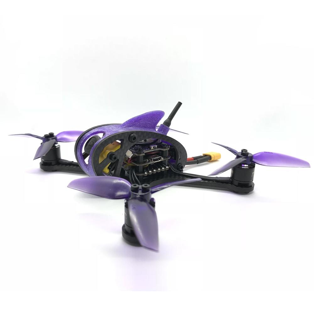 FSD Leader 3/3SE FPV Racing Drone F4 28A 1106 2-4S 600mw