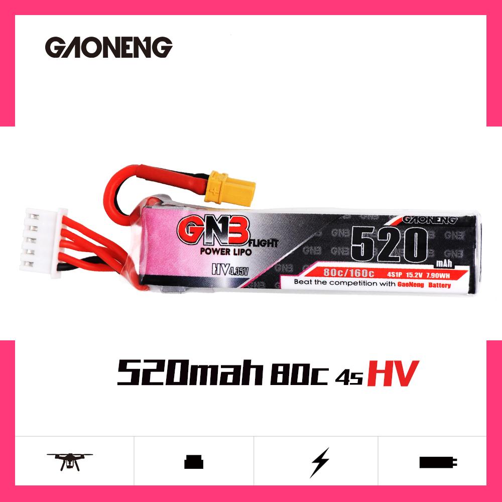 GNB 4S 520Mha HV 80C/160C Battery