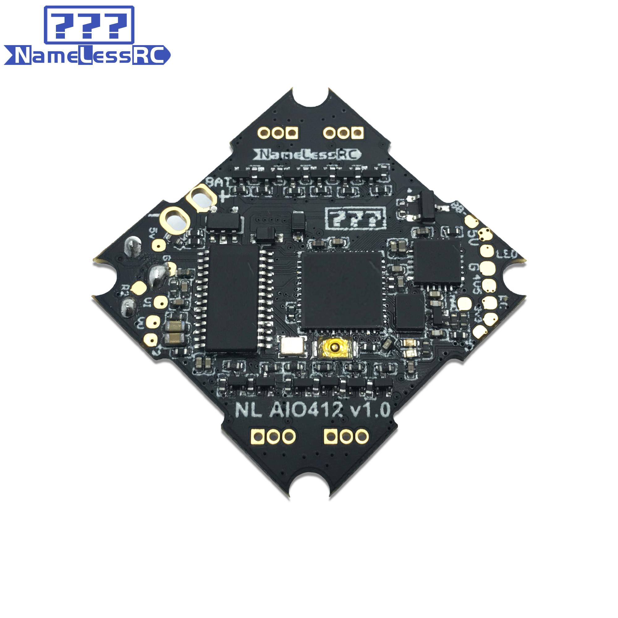 NameLessRC AIO412 F4  AIO(F411+12A ESC) 2-4S HV DShot600