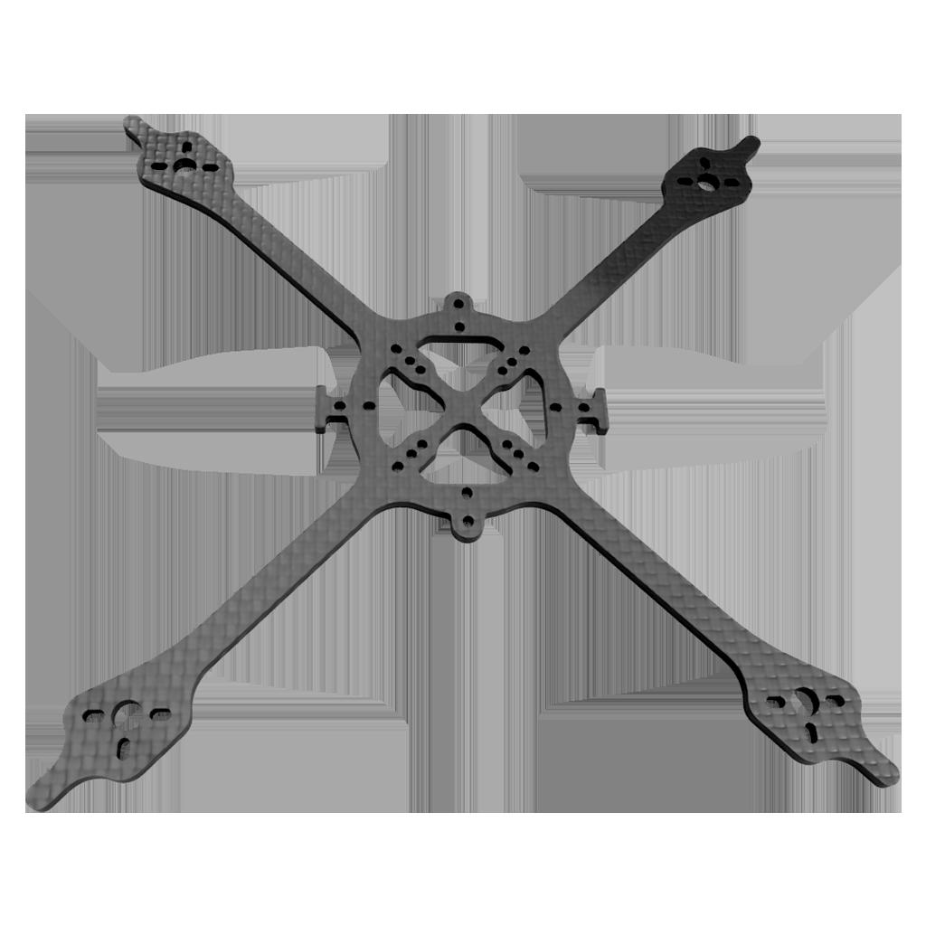 Simple X-160 FPV Drone Frame